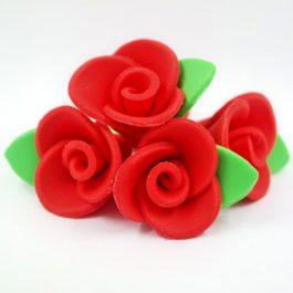 ורד גדול אדום