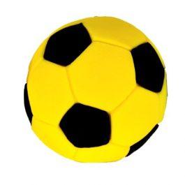 כדורגל צהוב שחור