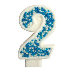 מספר 2 כחול