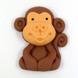 קוף חום